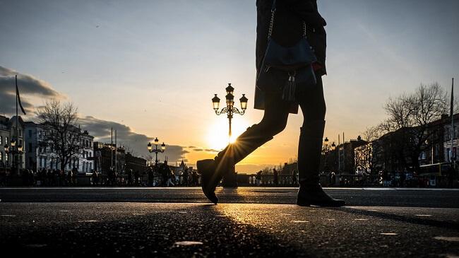 man-walking
