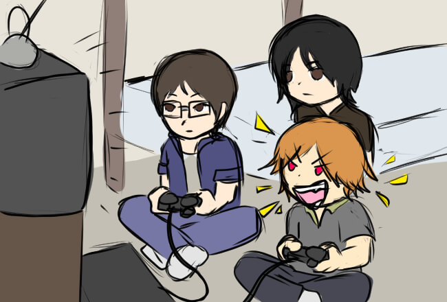 video-game-party